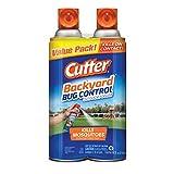 Cutter Backyard Bug Control Outdoor Fogger, 2/16-Ounce