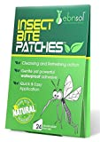 After Insect Bite Patches - Natural After Insect Bite Cosmetic Patches  Reduce Appearance of Redness & Itching  Protect Affected Area  100% Satisfaction Guarantee