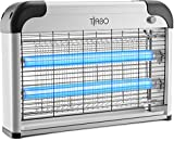 Bug Zapper Indoor Insect Killer - by Tiabo Electronics Mosquito, Fly, Bug or any Pest Killer Zapper 20W Bulbs For Indoor Use