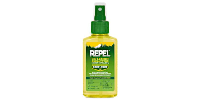 Repel Lemon Eucalyptus Natural review