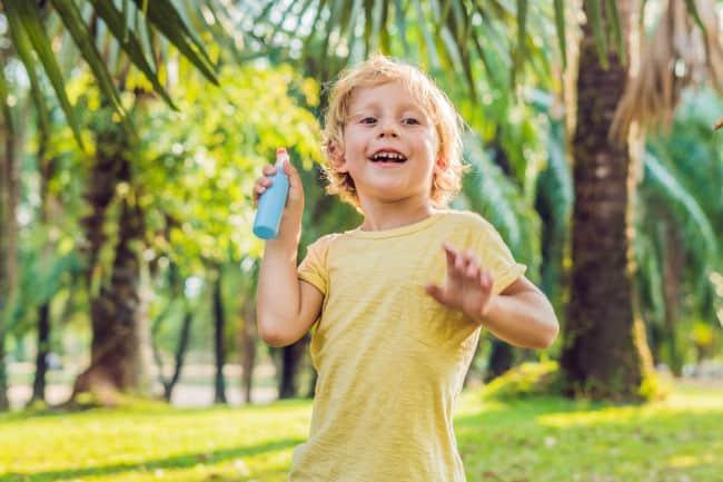 bug spray for kids