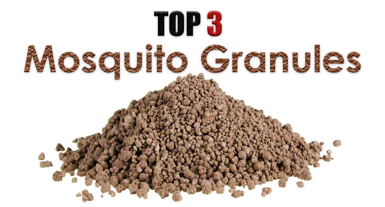 mosquito granules review for yard