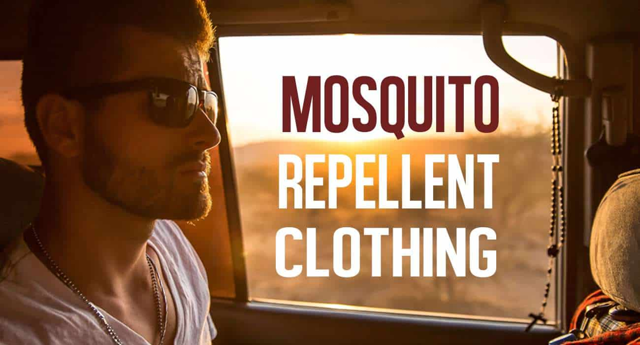 mosquito proof clothing