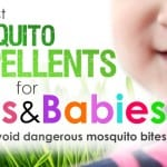 Mosquito repellents for kids