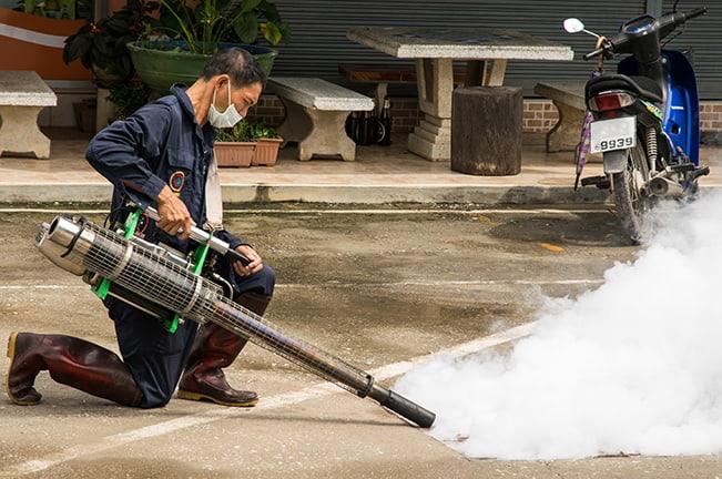 mosquito propane trap