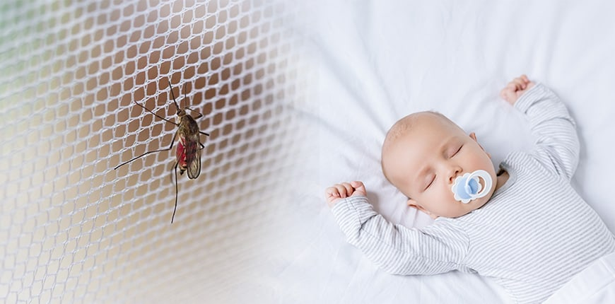 mosquito repellent for baby
